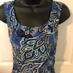 INC International Concepts Paisley Dress